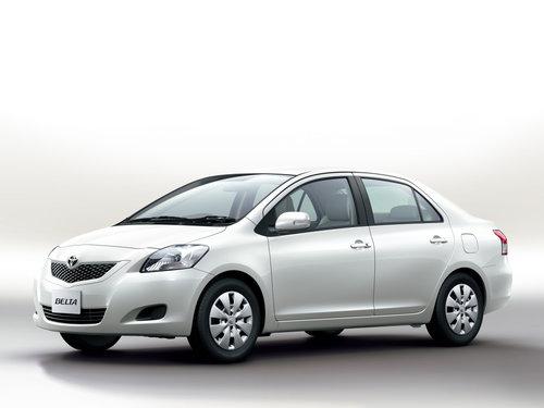 Toyota Belta 2008 - 2012