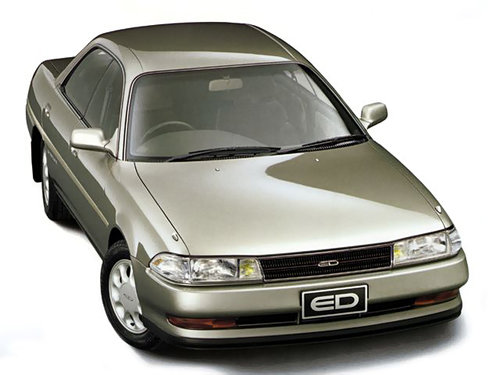 Toyota Carina ED 1991 - 1993