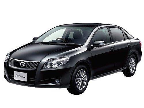 Toyota Corolla Axio 2008 - 2012