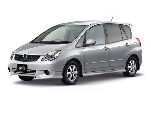 Toyota Corolla Spacio 2001 - 2003