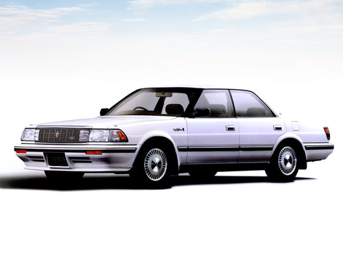 Toyota Crown 1989 - 1991