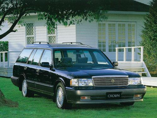 Toyota Crown 1991 - 1999