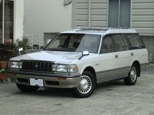 Toyota Crown 1989 - 1991
