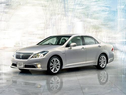 Toyota Crown 2010 - 2012