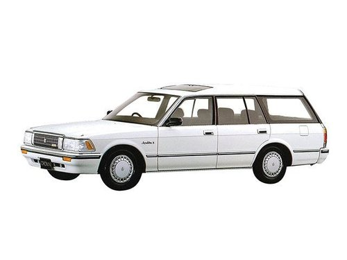 Toyota Crown 1987 - 1989