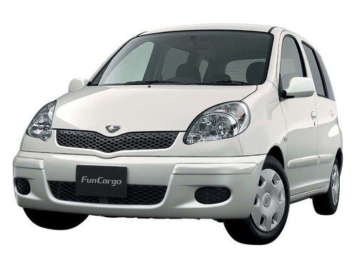 Toyota Funcargo 2002 - 2005