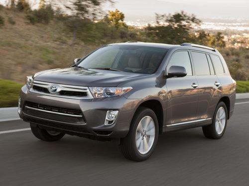 Toyota Highlander 2010 - 2013