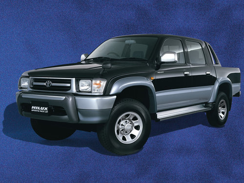 Toyota Hilux Pick Up 1997 - 2001