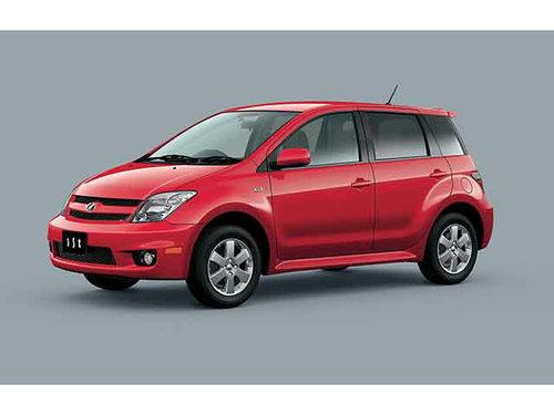 Toyota ist 2005 - 2007