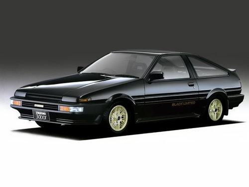 Toyota Sprinter Trueno 1985 - 1987