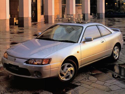 Toyota Sprinter Trueno 1997 - 2000