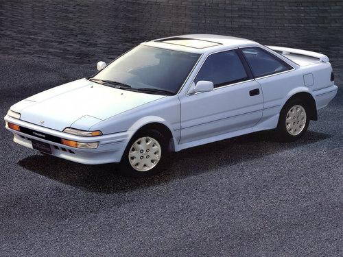 Toyota Sprinter Trueno 1987 - 1989