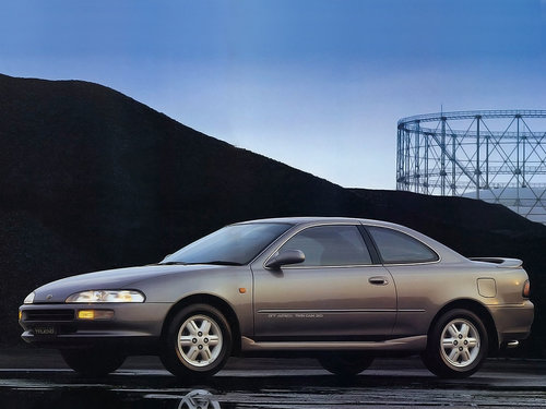 Toyota Sprinter Trueno 1991 - 1993