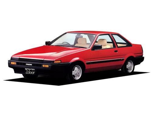 Toyota Sprinter Trueno 1983 - 1985