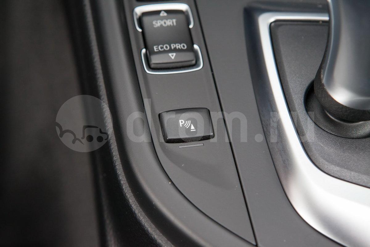 Передний парктроник: опция