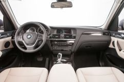 BMW X3 xDrive 30d AT Exclusive (06.2014 - 11.2017)