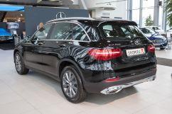Mercedes-Benz GLC GLC 250 4MATIC (06.2015 - 10.2016)