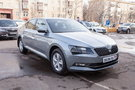 Skoda Superb 1.8 TSI MT Ambition (09.2015 - 06.2016)