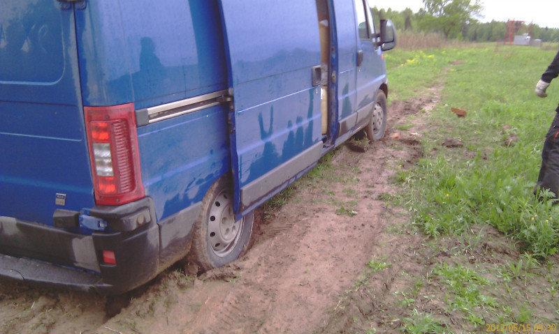 автобус фиат дукато 2010г.в.замена переднего сальника коленвала