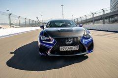 Статья о Lexus