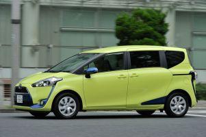 Впечатления о новой Toyota Sienta