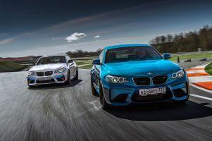 Тест-драйв BMW M2 Coupe. От марионетки до раба