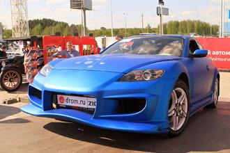 Mazda RX-8 «Электроавтомобиль» (Павел Рабынин, Копейск, Челябинская обл)