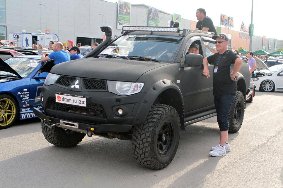 Mitsubishi L200 (Михаил Медведев, Екатеринбург)