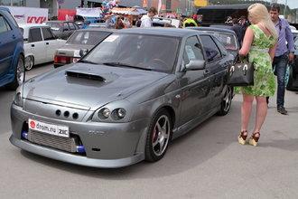 Lada Priora Turbo CMS