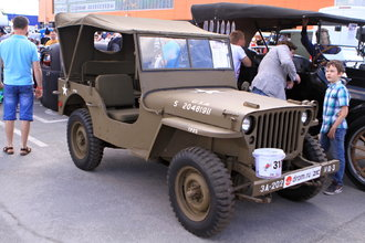 Willys MB «Ретро»