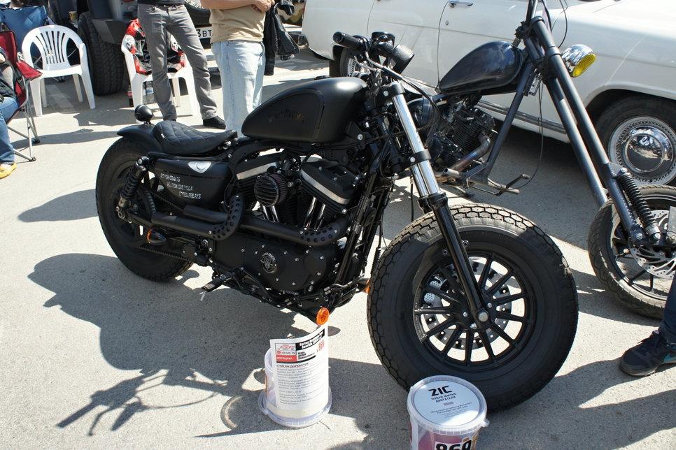 Harley-Davidson Iron Guerilla