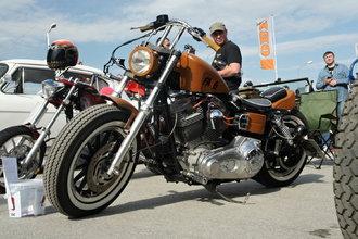 Harley-Davidson FXD Fang