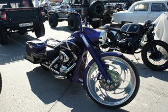 Harley-Davidson Road King Bagger