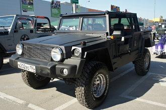 Jeep Cherokee Custom