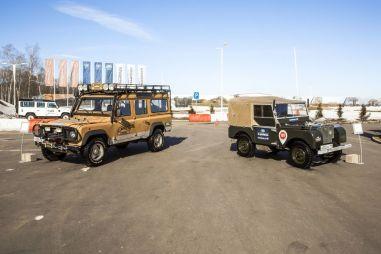 Бессмертный «Защитник», или Прощай, Land Rover Defender