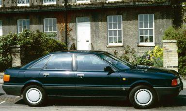 Audi 80 1989 отзыв автора | Дата публикации 06.03.2015.