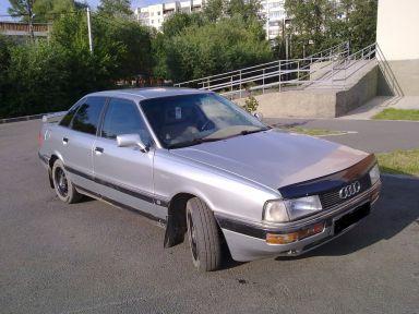 Audi 90, 1989