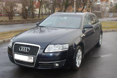 Audi A6 2008 отзыв автора | Дата публикации 08.05.2016.