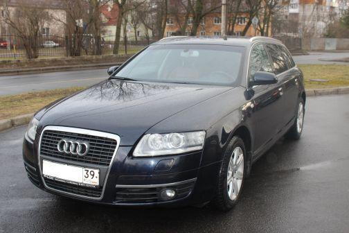 Audi A6 2008 - отзыв владельца