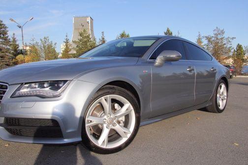 Audi A7 2012 - отзыв владельца