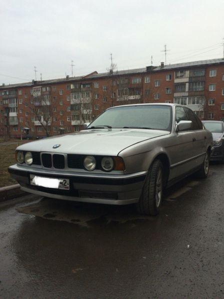 BMW 5-Series 1990 - отзыв владельца