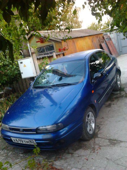 Fiat Brava 1997 - отзыв владельца