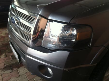 Ford Expedition 2011 - отзыв владельца