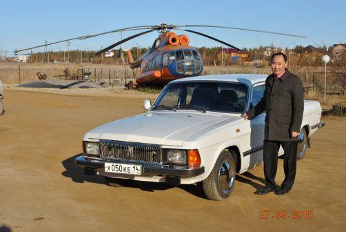 ГАЗ 3102 Волга 2003 - отзыв владельца
