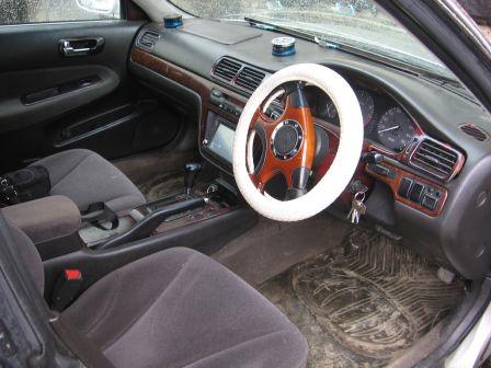 Honda Saber 1997 - отзыв владельца