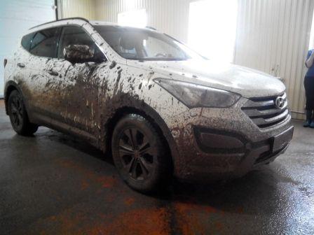 Hyundai Santa Fe 2012 - отзыв владельца