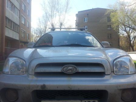 Hyundai Santa Fe Classic 2009 - отзыв владельца