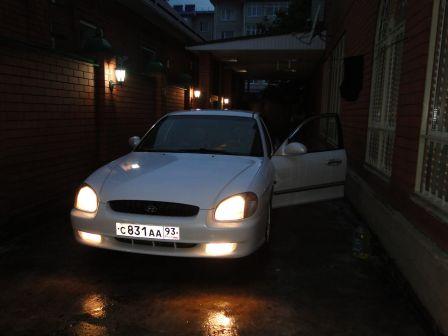 Hyundai Sonata 1999 - отзыв владельца