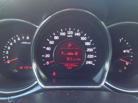 Kia Ceed 2012 - отзыв владельца