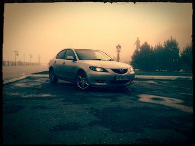 Mazda Axela 2005 отзыв автора | Дата публикации 01.10.2013.
